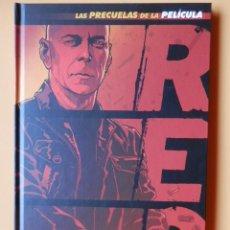 Cómics: RED. LAS PRECUELAS DE LA PELÍCULA - WARREN ELLIS Y CULLY HAMNE. Lote 54020387