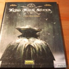 Cómics: LONG JOHN SILVER 1. LADY VIVIAN HASTINGS. XAVIER DORISON Y MATHIEU LAUFFRAY. Lote 54041440