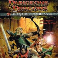 Cómics: DUNGEONS DRAGONS 1.PLAGA DE SOMBRAS.NORMA EDITORIAL. Lote 54137914