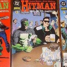 Cómics: COLECCION COMPLETA HITMAN- UNO DE LOS NUESTROS (GARTH ENNIS Y JOHN MCCREA). Lote 54158048