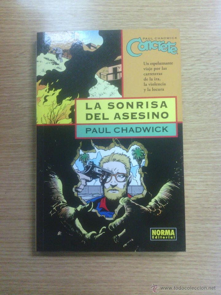 CONCRETE #4 LA SONRISA DEL ASESINO (Tebeos y Comics - Norma - Comic USA)