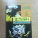 Cómics: CONCRETE #4 LA SONRISA DEL ASESINO. Lote 54231624