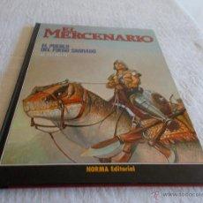 Cómics: EL MERCENARIO Nº 1. Lote 54269914