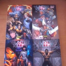 Cómics: HUNTER KILLER - COMPLETA - 4 TOMOS - TOP COW - NORMA. Lote 54269953