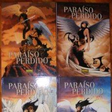 Cómics: PARAÍSO PERDIDO - ANGE & VARANDA - 4 TOMOS- NORMA. Lote 54274121