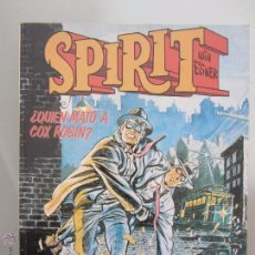 Cómics: SPIRIT. WILL EISNER. ¿ QUIEN MATO A COX ROBIN ? CIMOC EXTRA COLOR Nº 32. NORMA. IMPECABLE¡¡. Lote 54288417