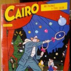 Cómics: CAIRO ANTOLOGIA Nº 11 - NORMA EDITORIAL. Lote 54327197