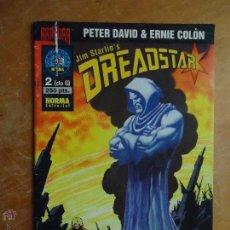 Cómics: COMIC DREADSTAR NÚMERO 2 ABRIL 1995 SERIE LIMITADA - JIM STARLIN´S - FORUM. Lote 54335761