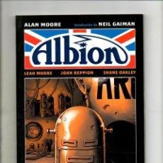 Cómics: ALBION - COLECCION EL DIA DESPUES 19 - NORMA - ALAN MOORE. Lote 54394423