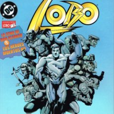 Cómics: LOBO,Nº 17.DC CÓMICS,EDITORIAL NORMA.. Lote 54488473
