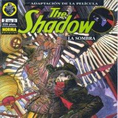 Cómics: THE SHADOW. LA SOMBRA Nº2. ADAPTACIÓN DE LA PELÍCULA. NORMA, 1995. KALUTA Y GOSS. Lote 54520348