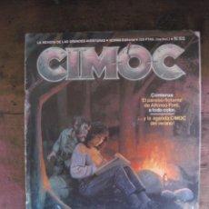 Cómics: CIMOC Nº 65. ALFONSO FONT, SEGRELLES, MILO MANARA... NORMA.. Lote 54521599