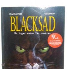 Cómics: BLACKSAD. UN LUGAR ENTRE LAS SOMBRAS. Lote 54531784