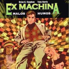 Cómics: EX MACHINA,5.MALOS HUMOS.NORMA EDITORIAL. Lote 54579826