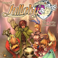 Cómics: LULLABY VOL.2,NORMA EDITORIAL.. Lote 54580167