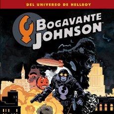 Cómics: CÓMICS. BOGAVANTE JOHNSON 4. ¡A POR EL BOGAVANTE! - MIKE MIGNOLA/JOHN ARCUDI/TONI ZONJIC/DAVE STEWAR. Lote 54603967