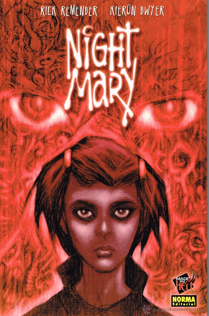 NIGHT MARY.COLECC.MADE IN HELL Nº 48.NORMA EDITORIAL (Tebeos y Comics - Norma - Otros)