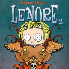 Cómics: LENORE,VOL.2.COLECC.MADE IN HELL Nº 30.NORMA EDITORIAL. Lote 54635370