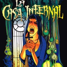 Cómics: LA CASA INFERNAL.COLECC. MADE IN HELL Nº 37.NORMA EDITORIAL.. Lote 54635419