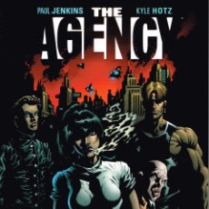 Cómics: THE AGENCY.COLECC.MADE IN HELL Nº98.NORMA EDITORIAL. Lote 54635586