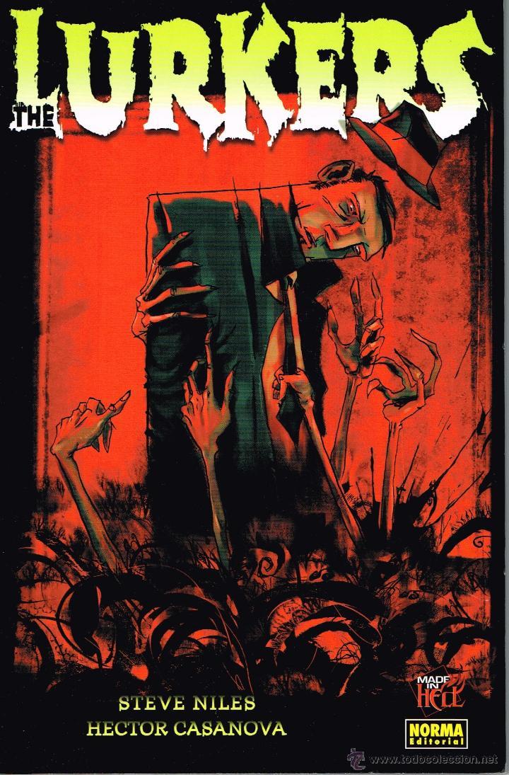 LURKEPS.COLECC.MADE IN HELL Nº 49.NORMA EDITORIAL (Tebeos y Comics - Norma - Otros)