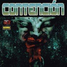 Cómics: CONTENCIÓN.COLECC. MADE IN HELL Nº 35.NORMA EDITORIAL.. Lote 54635752