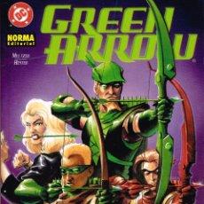 Cómics: GREEN ARROW.LA MISIÓN DEL ARQUERO.NORMA EDITORIAL. Lote 54681320