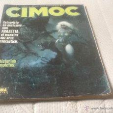 Cómics: CIMOC, 121, VER FOTOS.. Lote 54685156