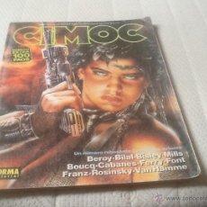Cómics: CIMOC, 111, VER FOTOS.. Lote 54685217