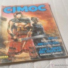Cómics: CIMOC, 117, VER FOTOS.. Lote 54685244