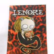 Cómics: LENORE - ROMAN DIRGE - NORMA EDITORIAL, Nº 20. TDKC8. Lote 54687788