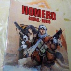 Cómics: HOMERO - CIMOC EXTRA COLOR Nº 90 - GUIRAL / RUBIO - NORMA. Lote 54722225