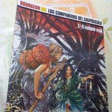 Comics: LOS COMPAÑEROS DEL CREPUSCULO, 2 - EL ECLIPSE AZUL - CIMOC EXTRA COLOR Nº 62 - NORMA. Lote 54722271