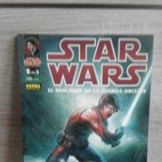 Cómics: STAR WARS EL RESURGIR DE LA FUERZA OSCURA 2 DE 3. Lote 54743454