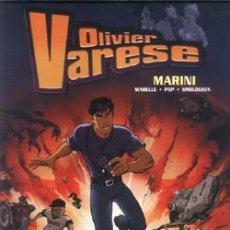 Cómics: OLIVIER VARESE (INTEGRAL) - SMOLDEREN & MARINI - NORMA. Lote 54827756