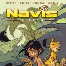 Cómics: NAVIS - MORVAN & MUNUERA - 1 TOMO - NORMA. Lote 54829035
