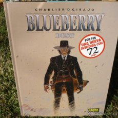 Cómics: BLUEBERRY: DUST. CHARLIER & GIRAUD. NORMA, 2005.. Lote 54873056