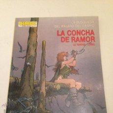 Cómics: CIMOC EXTRA COLOR Nº 17. LA BUSQUEDA DEL PAJARO DEL TIEMPO 1. REGIS LOISEL. NORMA 1986. Lote 54978764