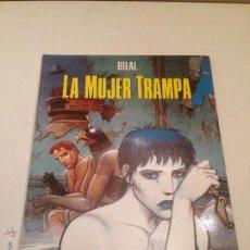 Cómics: CIMOC EXTRA COLOR Nº 23. LA MUJER TRAMPA. ENKI BILAL. NORMA 1987. Lote 54978977