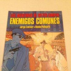 Cómics: CIMOC EXTRA COLOR Nº 46. LAS AVENTURAS DE DIETER LUMPEN ENEMIGOS COMUNES. RUBEN PELLEJERO NORMA 1988. Lote 54983810
