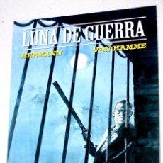 Cómics: LUNA DE GUERRA.(VAN HAMME & HERMANN) .(CIMOC EXTRA COLOR Nº 176)- -. Lote 54999009