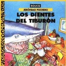 Cómics: JERÓNIMO PUCHERO (4 ÁLBUMES) - BOUCQ - CIMOC EXTRA COLOR. Lote 55014076