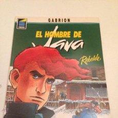Cómics: COLECCION PANDORA Nº 24. EL HOMBRE DE JAVA I. REBELDE. GABRION. NORMA 1991.. Lote 55060259