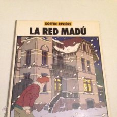 Cómics: CAIRO ALBUM Nº 0. LA RED MADÚ. ALAIN GOFFIN. NORMA 1983.. Lote 55094399