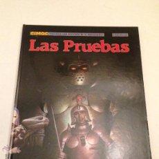 Cómics: CIMOC PRESENTA Nº 5. EL MERCENARIO. LAS PRUEBAS. VICENTE SEGRELLES NORMA 1983.. Lote 55103239