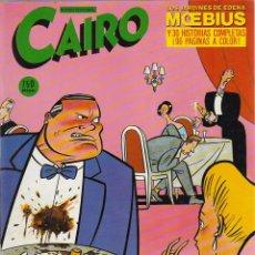 Cómics: CAIRO. ANTOLOGÍA Nº 19 (30 HISTORIAS COMPLETAS). Lote 55115384