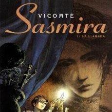 Cómics: SASMIRA (Nº 1 LA LLAMADA) - VICOMTE - CIMOC EXTRA COLOR. Lote 55123306