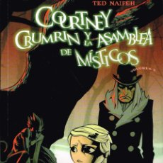 Cómics: COURTNEY CRUMRIN Y LA ASAMBLEA DE MÍSTICOS.VOL.2. NORMA EDITORIAL. Lote 55325152