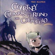 Cómics: COURTNEY CRUMRIN EN EL REINO DEL CREPÚSCULO. VOL. 3. NORMA EDITORIAL. Lote 55325164