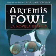 Cómics: ARTEMIS FOWL.LA NOVELA GRÁFICA.NORMA EDITORIAL.. Lote 55337471